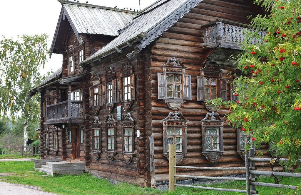 Шелтозёрский вепсский этнографический музей.