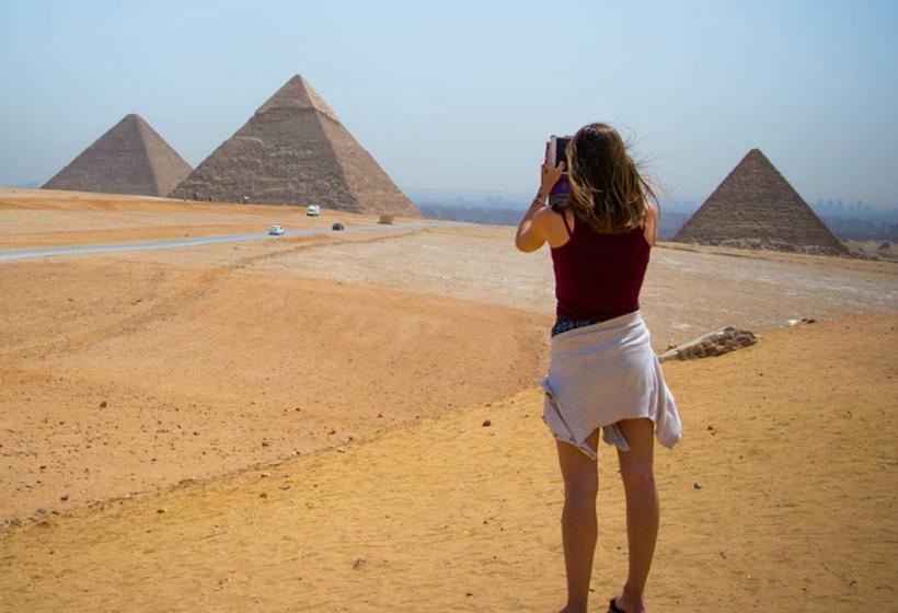 Египет открыл свои границы для туристов